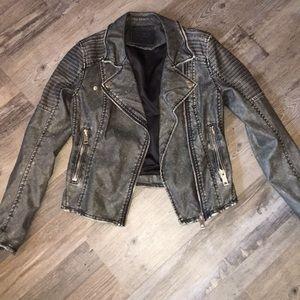 Blank NYC Distressed Moto Jacket
